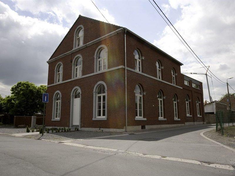 4-persoons appartement 'De Oude School', alquiler vacacional en Berneau