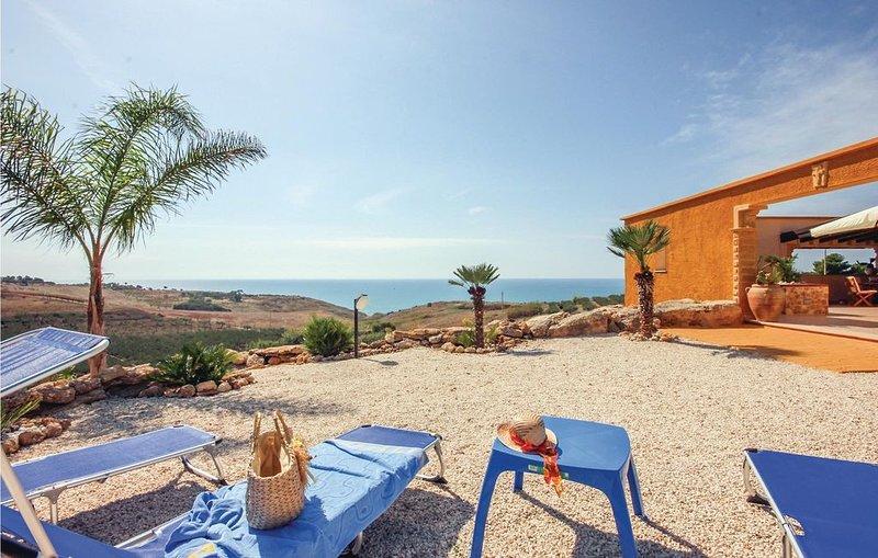 2 Zimmer Unterkunft in Ribera (AG), casa vacanza a Ribera