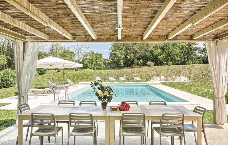 5 Zimmer Unterkunft in Fauglia (PI), vacation rental in Collesalvetti