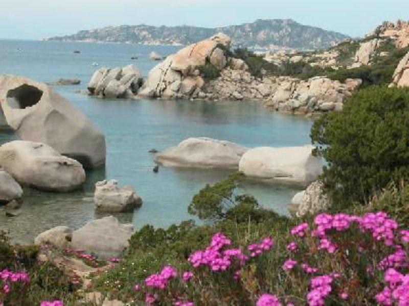 Nella verde  natura gallurese e a soli 5 minuti dal mare, per vacanze rilassanti, casa vacanza a Le Saline