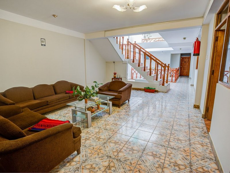 MACHUPICCHU GUEST HOUSE, vacation rental in Aguas Calientes
