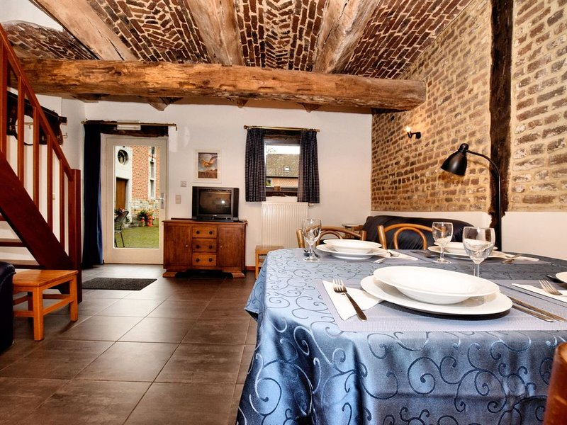 Pleasing Holiday Home in Richelle with Garden, Terrace, BBQ, alquiler vacacional en Berneau