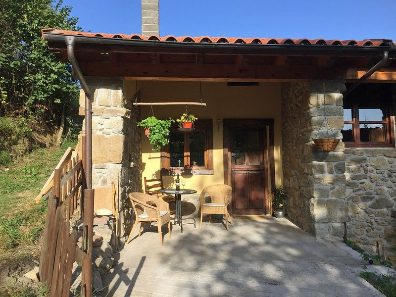 Explore Hidden Spain from La Pipa, vacation rental in Vegacerneja