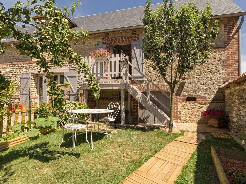 Gite Le Cottage des Oliviers, location de vacances à Poses
