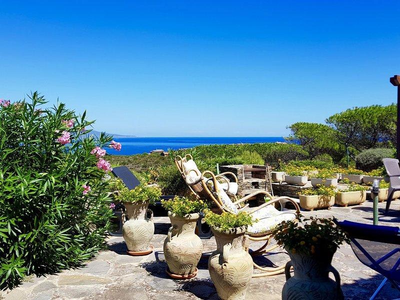 Stintino Villa del Mercante, vacation rental in Stintino