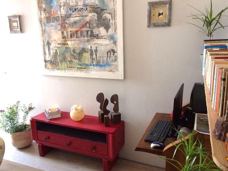 Art House Monte Verde (Trastevere), alquiler vacacional en Il Casaletto