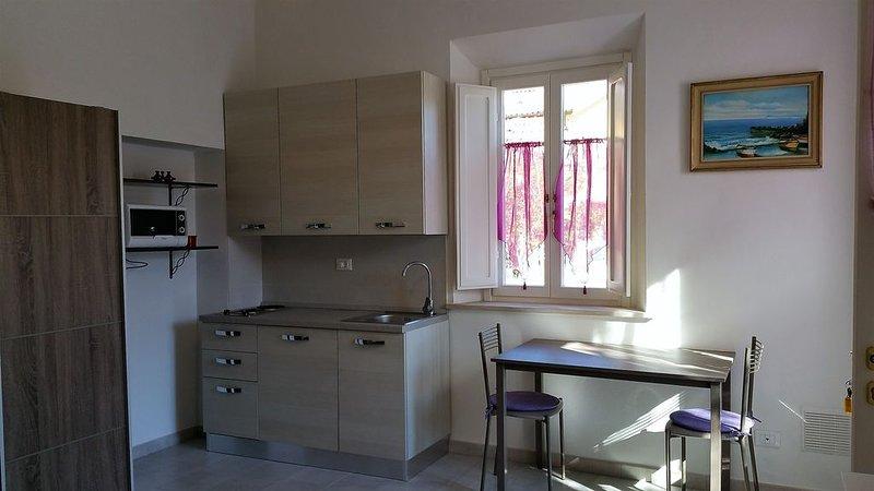 La Corte di Marino- Monolocale, holiday rental in Madonna Dell'Acqua