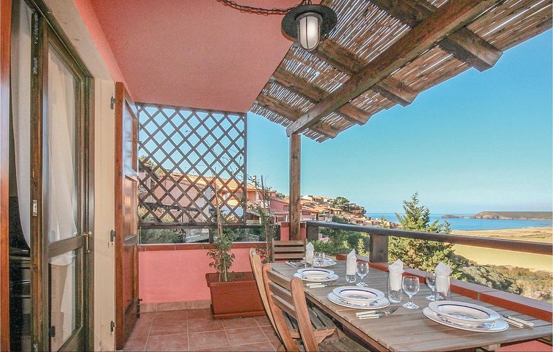 2 Zimmer Unterkunft in Torre dei Corsari CA, vacation rental in Province of Medio Campidano