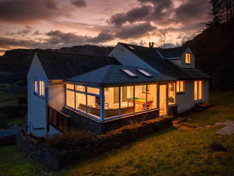 Spedding Fold - Five Bedroom House, Sleeps 10, holiday rental in Little Langdale