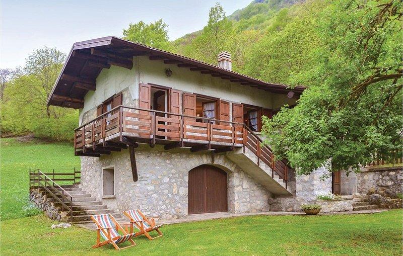 2 Zimmer Unterkunft in Esino Lario -LC-, casa vacanza a Ornica