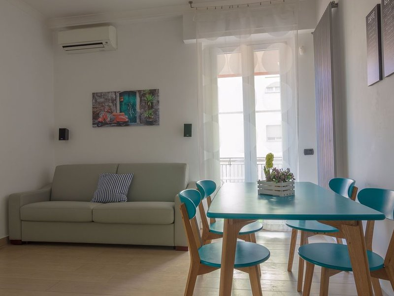 Sea of ​​Rome near the center of the Eternal City!, holiday rental in Lido di Ostia