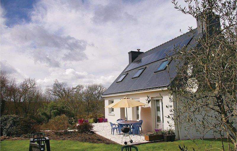 4 Zimmer Unterkunft in Plouay, location de vacances à Plouay
