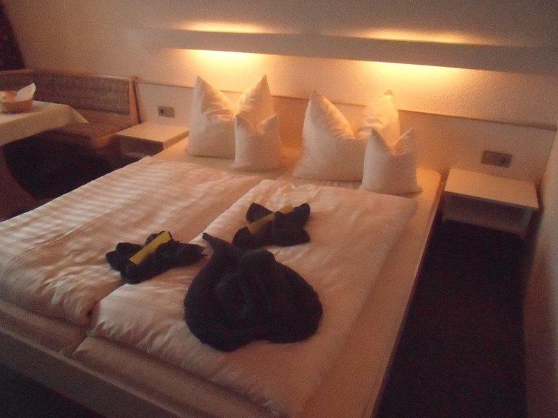 Ein Zimmer Appartement (ca. 25qm) für 2 Personen plus Terrasse mit Blick auf den, holiday rental in Klatovy