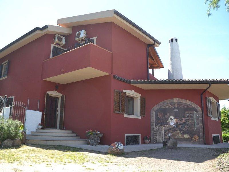B&B Antica Botte Sassari, holiday rental in Ossi