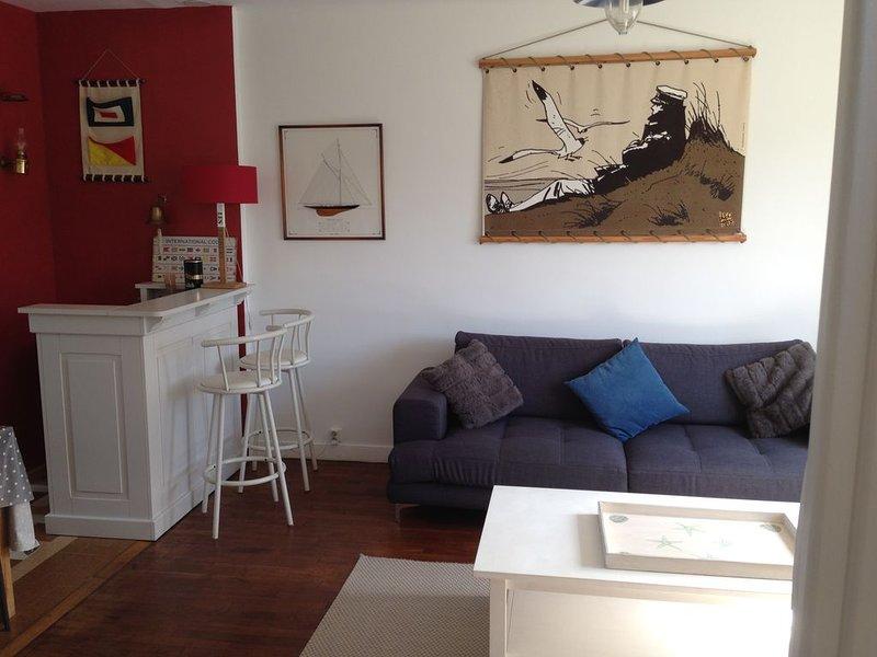 DINARD Maison déco soignée proche plage et centre ville, vacation rental in Dinard