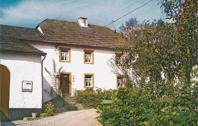 4 Zimmer Unterkunft in Dürler, holiday rental in Irrhausen