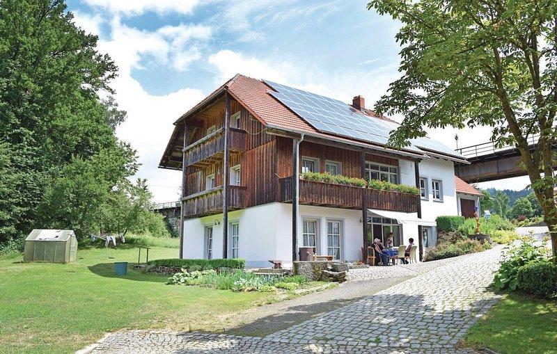 3 Zimmer Unterkunft in Waldmünchen, vacation rental in Waffenbrunn