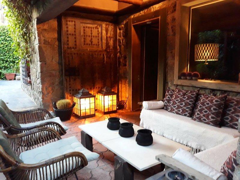 Casa acogedora y tranquila en Majadahonda a escasos 19 km de Madrid, location de vacances à Las Rozas