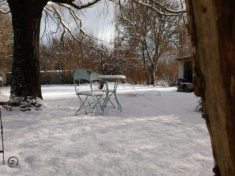 Tuin [winter]