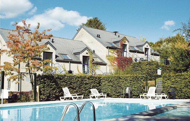 1 Zimmer Unterkunft in Bohon/Durbuy, casa vacanza a Barvaux