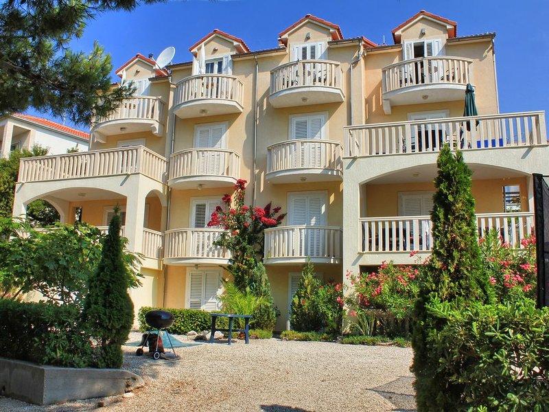Villa Miranda Bol Brac, Wohnung A4 für 4 Pers, alquiler de vacaciones en Bol