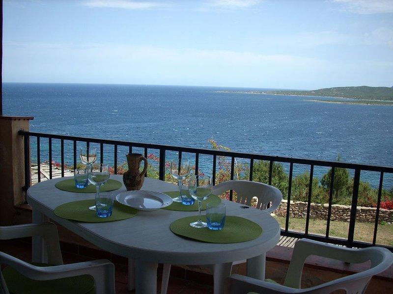 Spectacular sea view, casa vacanza a Rudalza