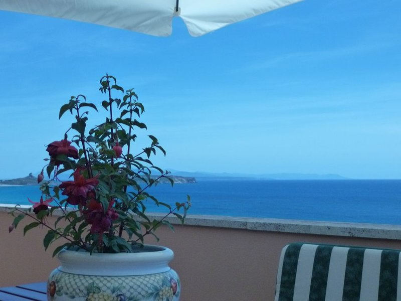Boutique Apartment VELA MEIGA - Breathtaking Sea View in Enchanting Sinis, vacation rental in Cabras