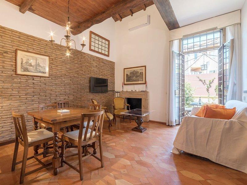 Appartamento con Terrazzi a Fontana di Trevi, holiday rental in Ladispoli