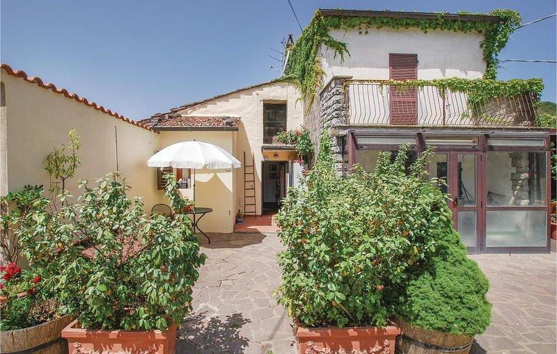 1 Zimmer Unterkunft in Gaiole in Chianti -SI-, holiday rental in Gaiole in Chianti