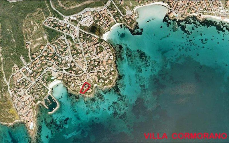 'VILLA CORMORANO' APPARTAMENTO SUL MARE 'MIRTO', holiday rental in Golfo Aranci