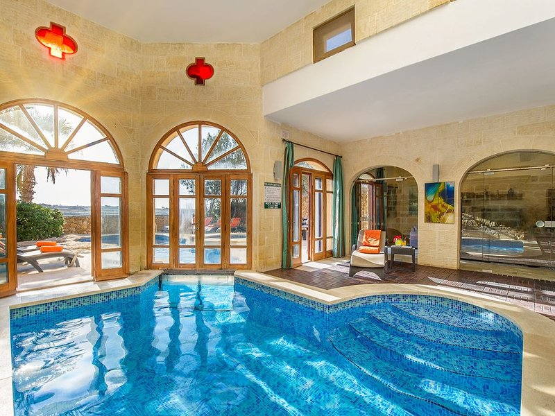 The Hamlet 3 Holiday Home, holiday rental in Gharb