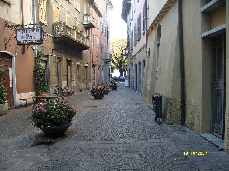 Casa vacanza HOUSE YANINA, holiday rental in Bellano