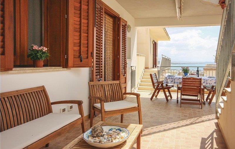 2 Zimmer Unterkunft in Menfi (AG), holiday rental in Porto Palo