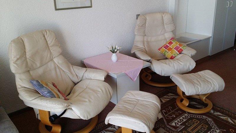 Zwei Zimmer Appartement (ca. 45qm) mit Südbalkon, holiday rental in Klatovy