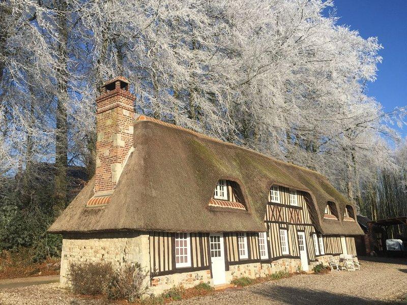 The North West Cottage -  GITE DE 11 PERSONNES FÉCAMP - ETRETAT, vacation rental in Ganzeville