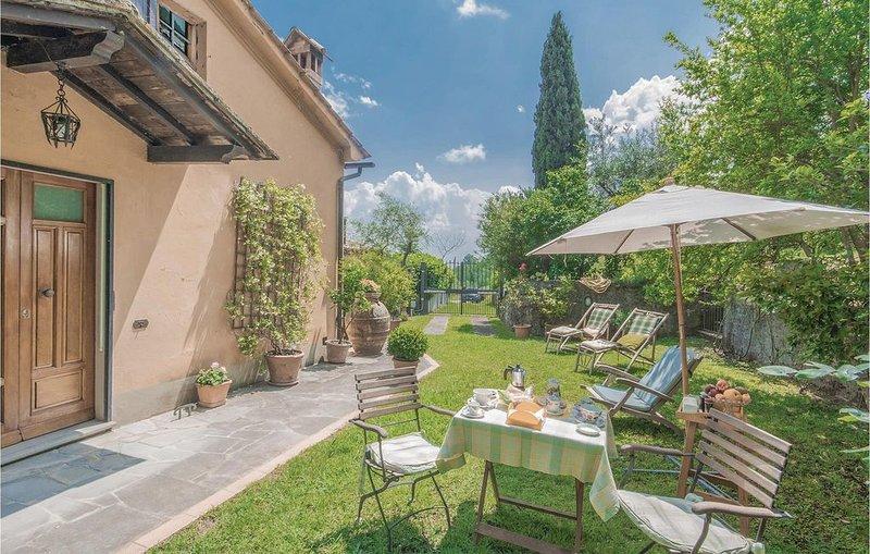 2 Zimmer Unterkunft in Pistoia PT, holiday rental in Serravalle Pistoiese