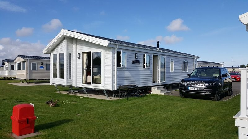Southview Luxury Lodge, holiday rental in Friskney