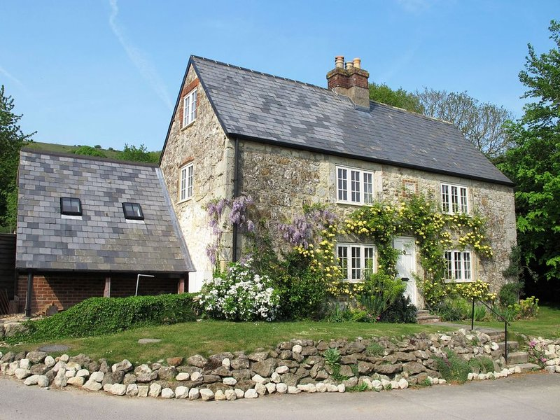 Little Mersley Farmhouse, casa vacanza a Sandown