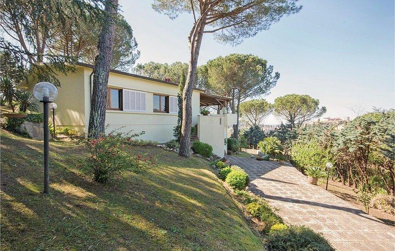 3 Zimmer Unterkunft in Lari (PI), holiday rental in Casciana Alta