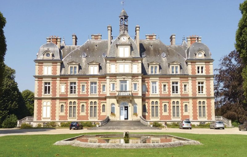 4 Zimmer Unterkunft in Ocquerre, location de vacances à Montreuil-aux-Lions