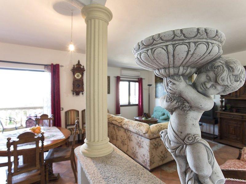 Grazioso appartamento San  Teodoro, holiday rental in Straulas