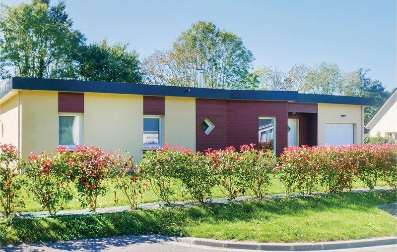 4 Zimmer Unterkunft in Villerville, holiday rental in Villerville