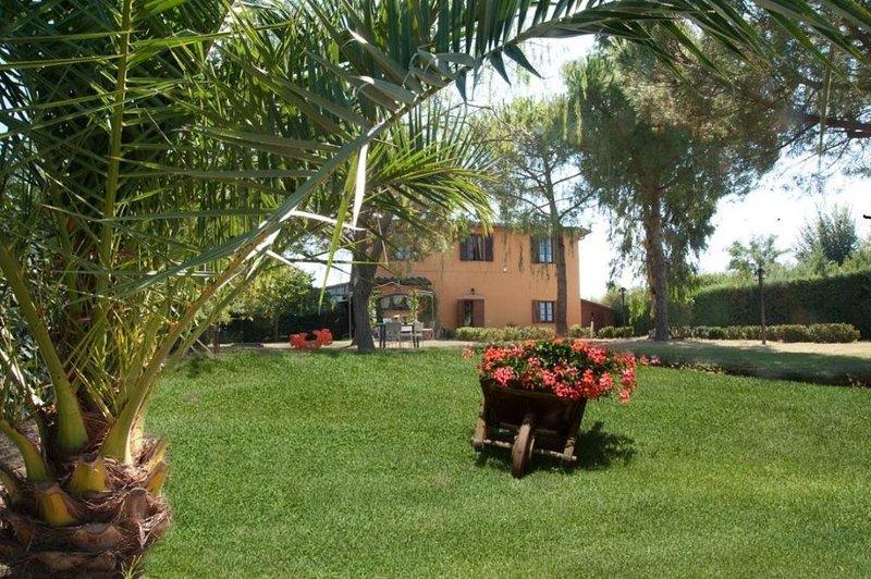 Dimora tipica toscana, vakantiewoning in San Miniato
