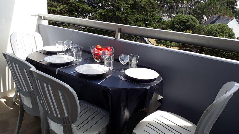 location appartement quiberon(2/6 pers), location de vacances à Quiberon