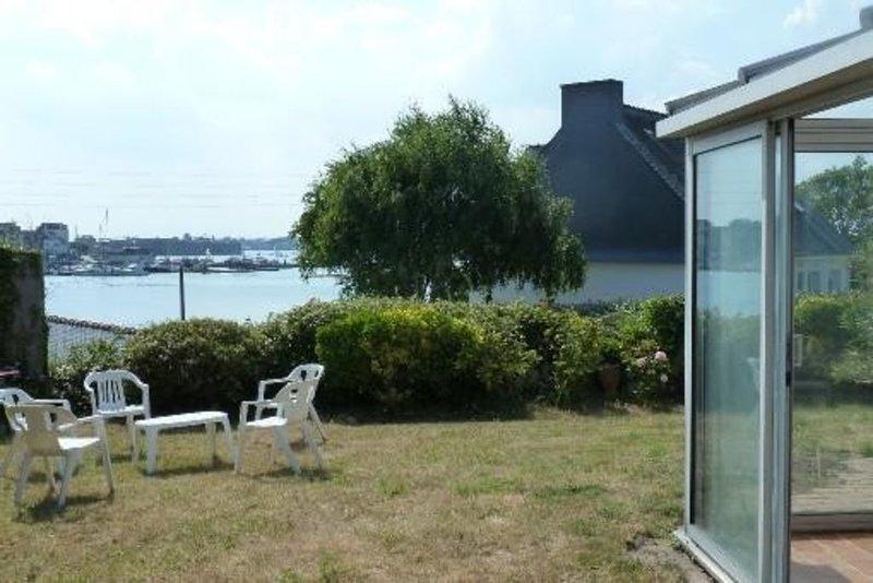 Bretagne Sud Maison Vue Sur Mer à Port-louis  8 -10 Personnes, holiday rental in Port-Louis