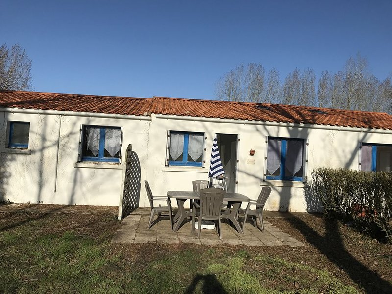 --Gite Les Courlis--, vacation rental in Sallertaine