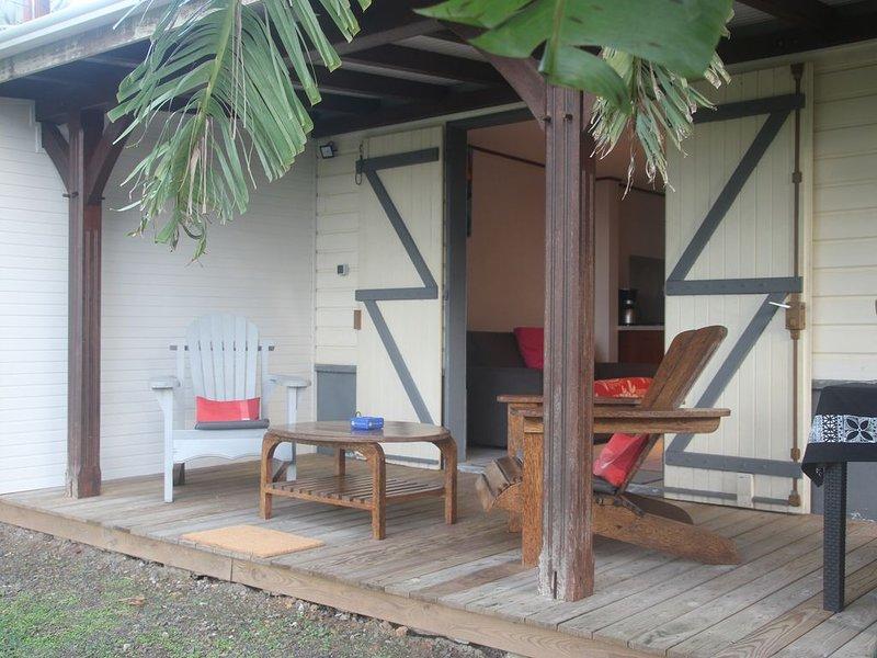 APPARTEMENT CALME ET REPOSANT à 5mn de la mer à pieds., vacation rental in La Trinite