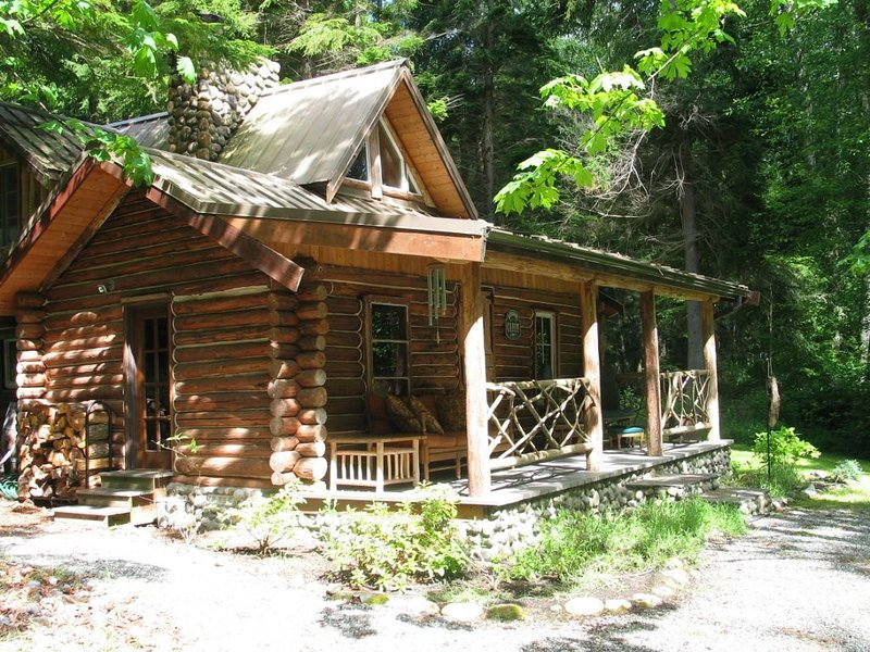 WELCOME TO OUR CABIN, vacation rental in Greenbank