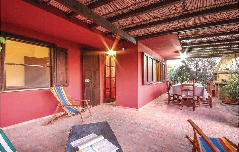 4 Zimmer Unterkunft in Torre dei Corsari -VS-, alquiler de vacaciones en Marrubiu