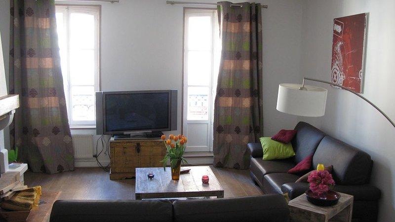 MAISON CENTRALE GRAND CONFORT 125m2 - ACCES IMMEDIAT PLAGE ET TOUS COMMERCES, location de vacances à Deauville